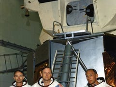 Moon landing made possible by 400,000 workers