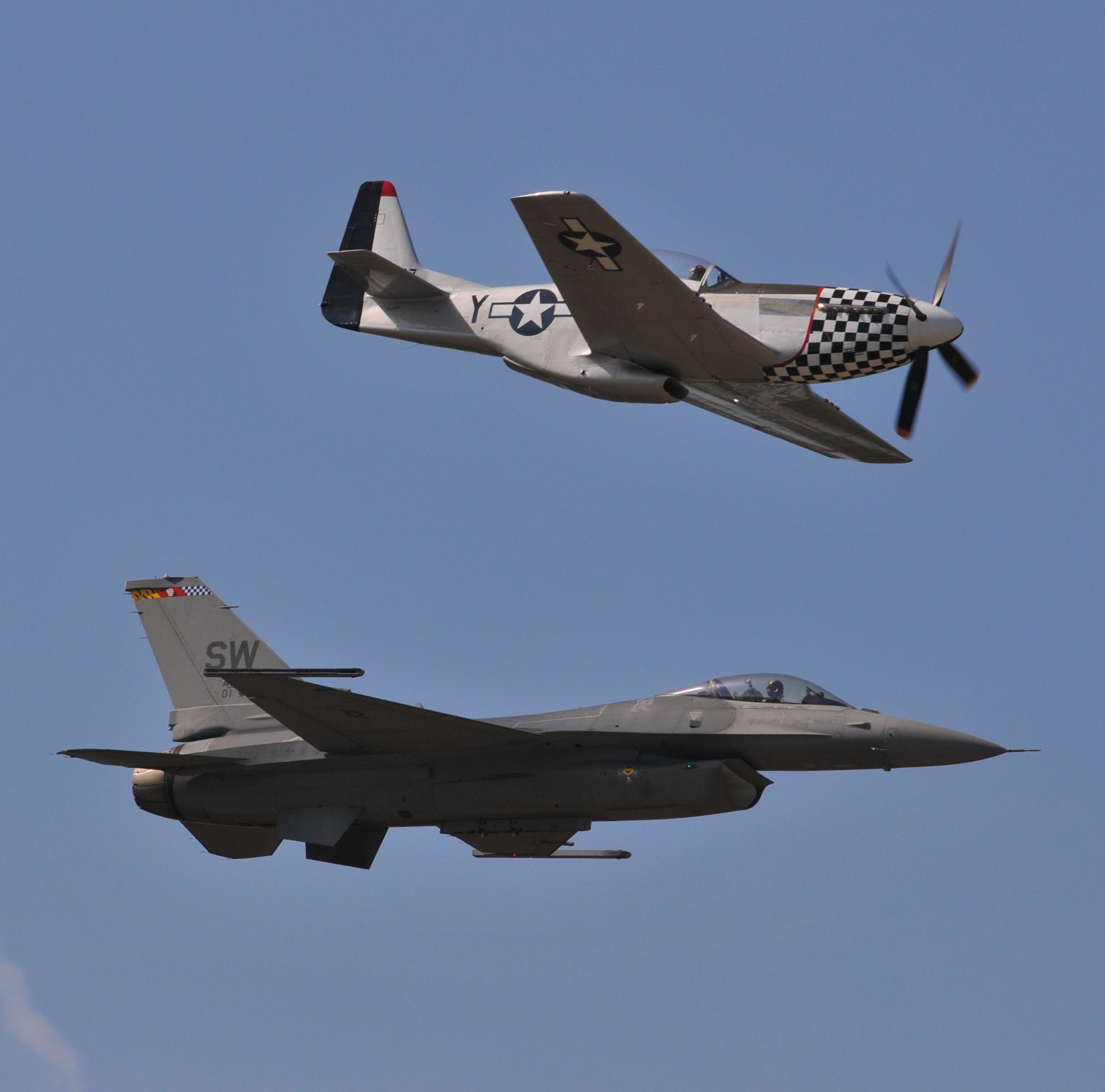 Space Coast Warbird Airshow takes off this weekend