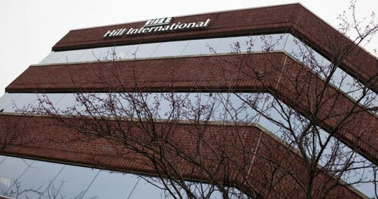 Hill International left its Marlton headquarters in 2015.