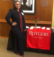 Carmen Day dreamed of becoming a lawyer as a child growing up in Camden and Pennsauken. She's close to realizing that dream as she plans to graduate from Rutgers-Camden Law School soon.