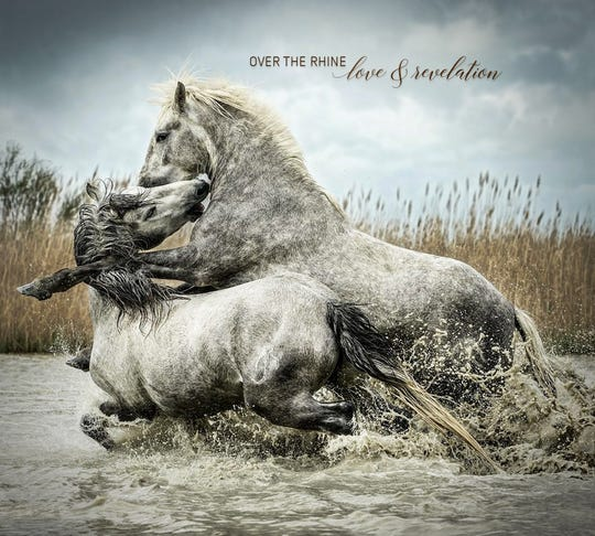 "Over the Rhine's ""Love & Revelation"" album cover."