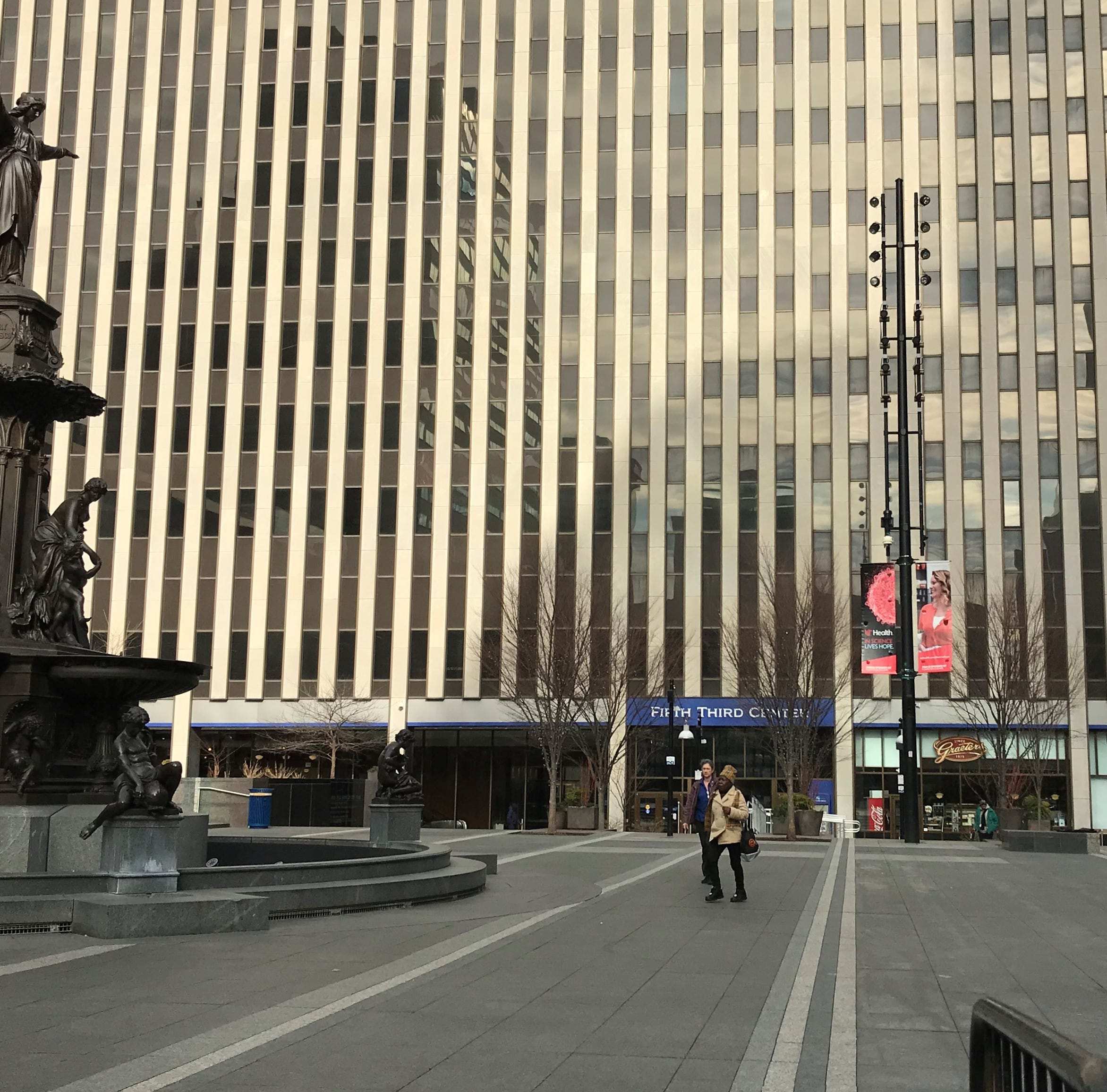 Big investment at Fountain Square: Fifth Third says it will unveil HQ plans