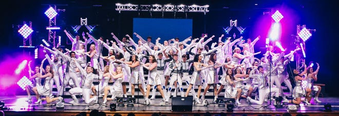 The Fairfield Choraliers show choir will be performing their competition show at the Crystal Classic, but will not be competing.