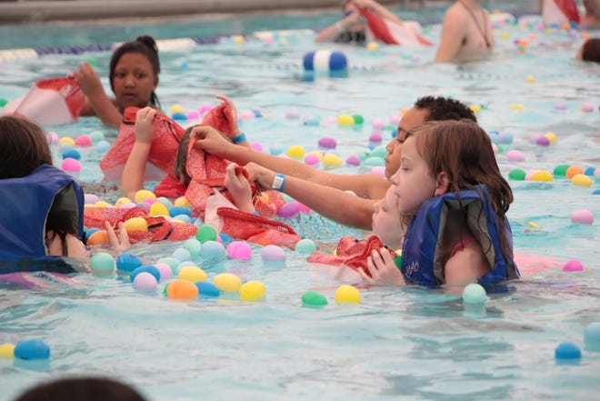 Swimming egg hunt scheduled for April 13 at New Providence Pool