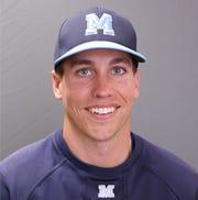 Middlesex County College head baseball coach CJ Mooney