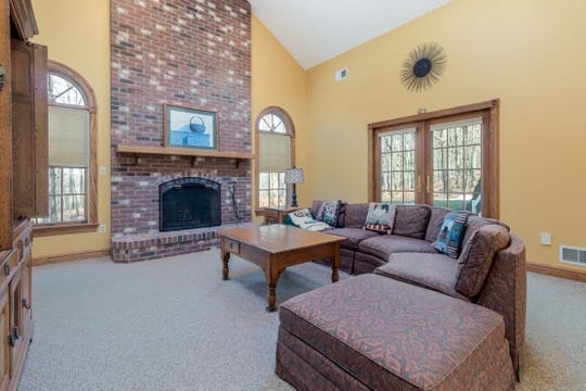 A Colonial located in the Mountainville section of Tewksbury is for sale for $649,900.