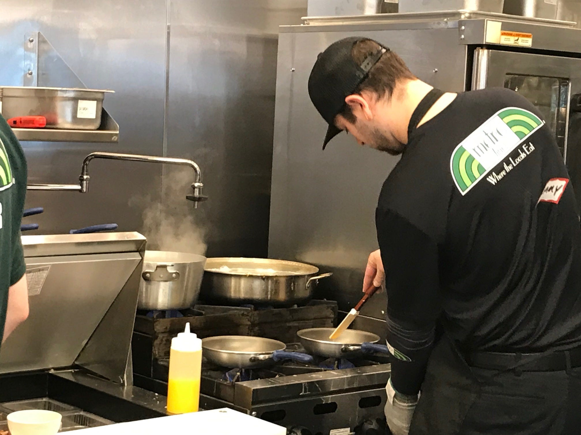 Metro Diner in East Brunswick opens Tuesday.