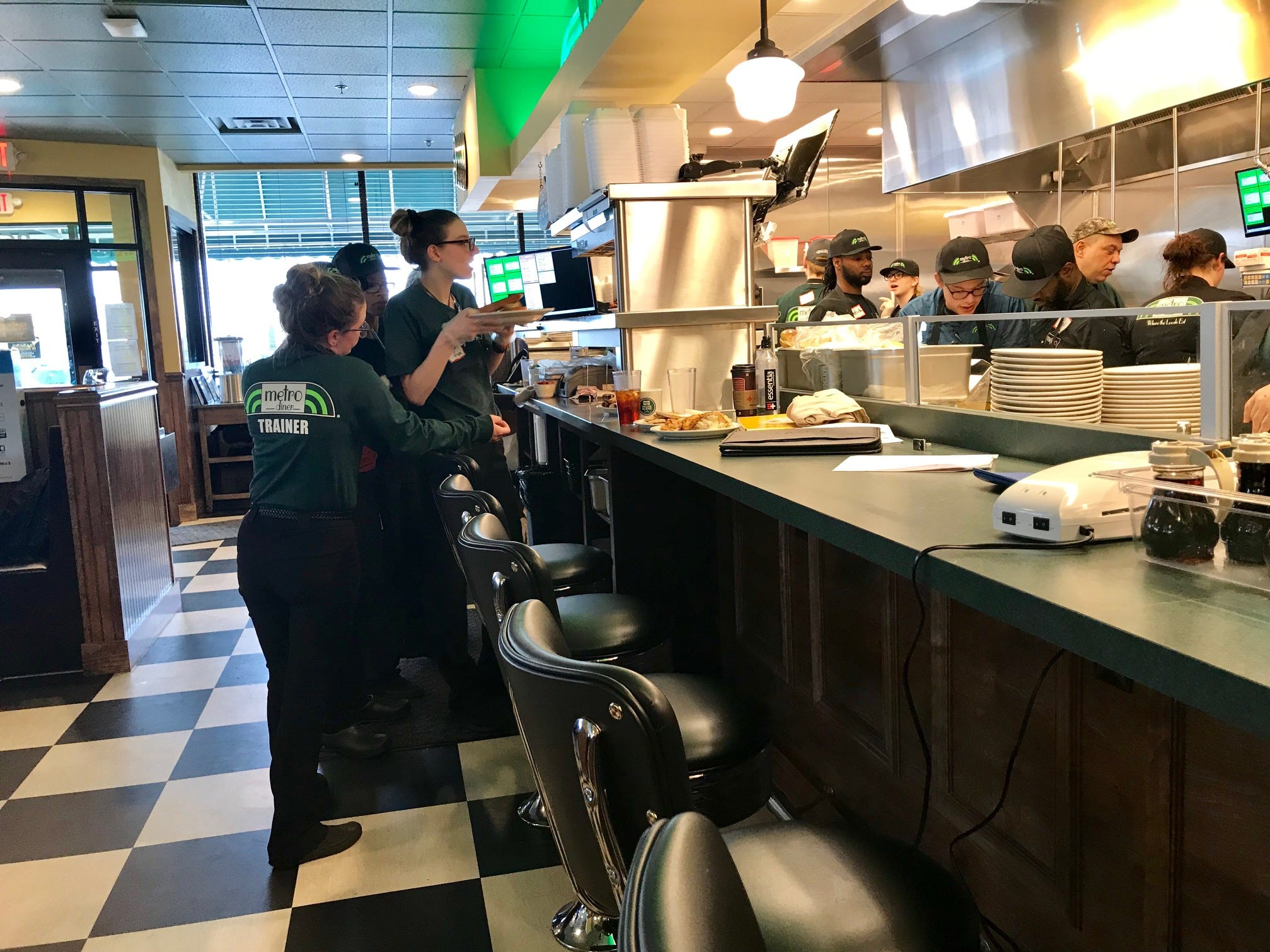 Metro Diner opens Tuesday in East Brunswick.