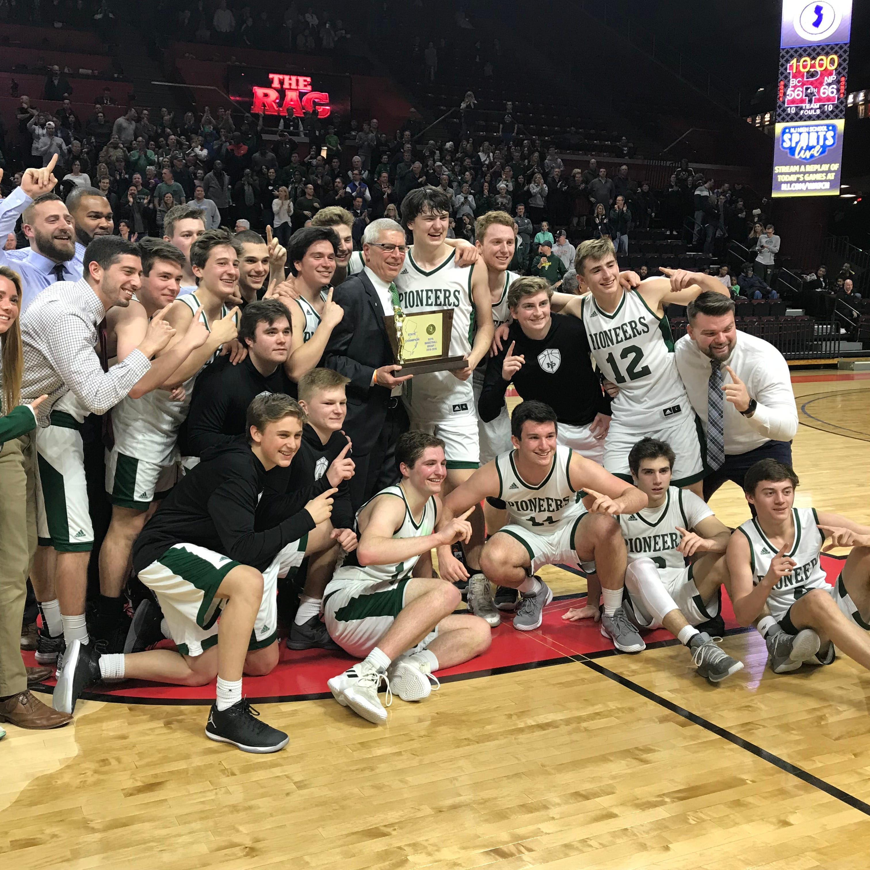 Boys Basketball: New Providence wins Group I title