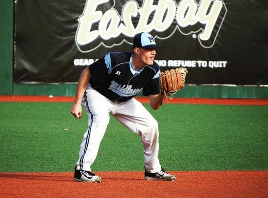 Former East Brunswick star Nick Clemente plays middle infield and pitches for the Blue Colts