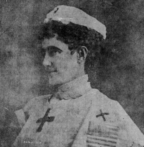 Iowa nurse earned German Iron Cross for WWI efforts