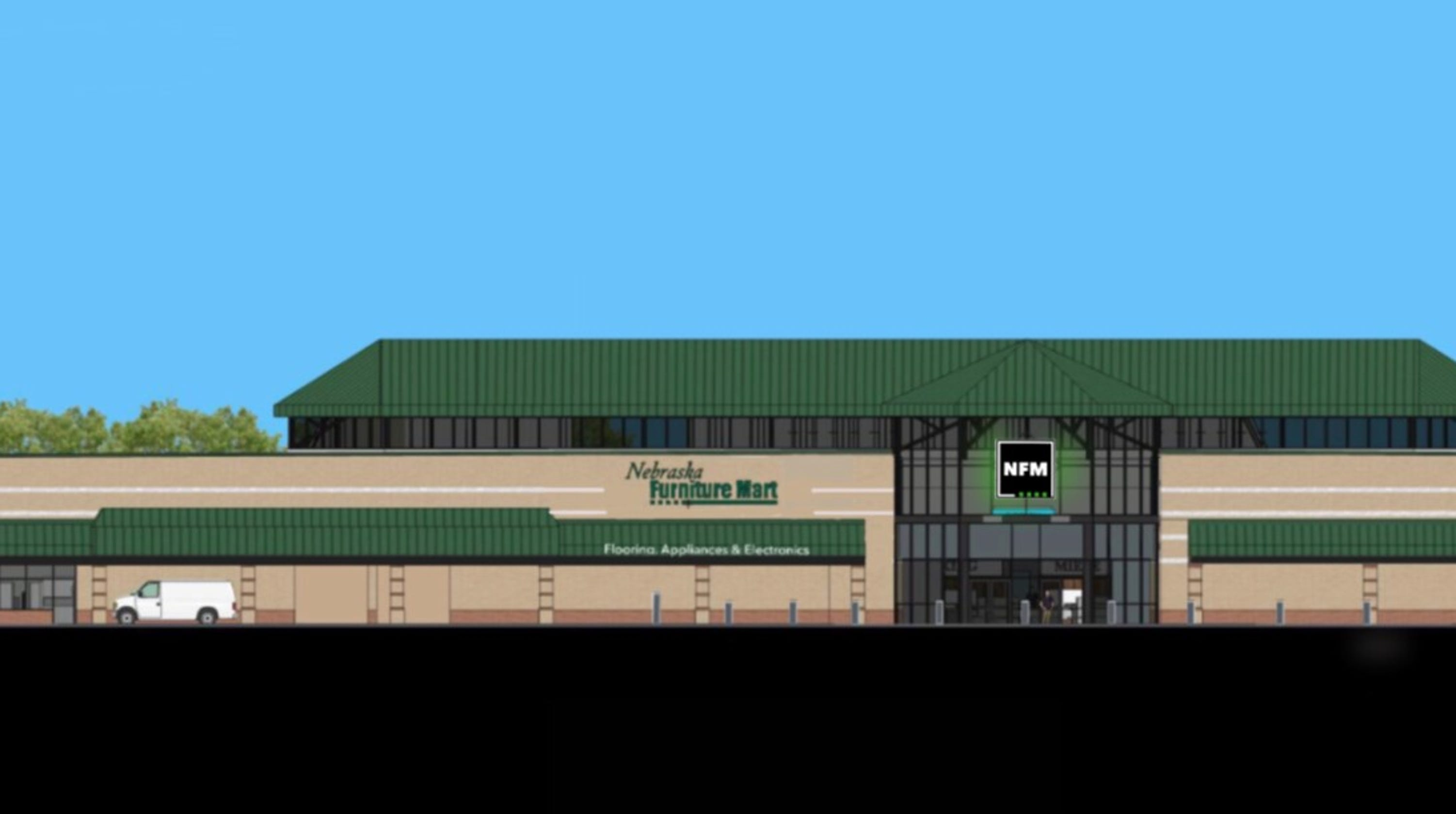 Nebraska Furniture Mart Sets Grand Opening For Old Dahl S Location Off Hickman Road