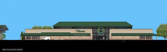 Nebraska Furniture Mart is holding a grand opening at its new location at 15500 Hickman Road on March 28.