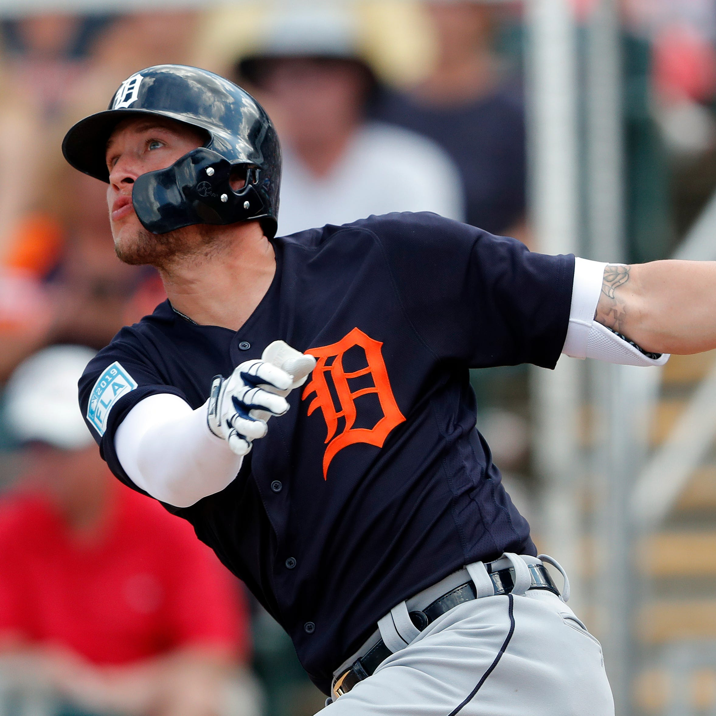 Detroit Tigers DFA Mikie Mahtook to make room for JaCoby Jones
