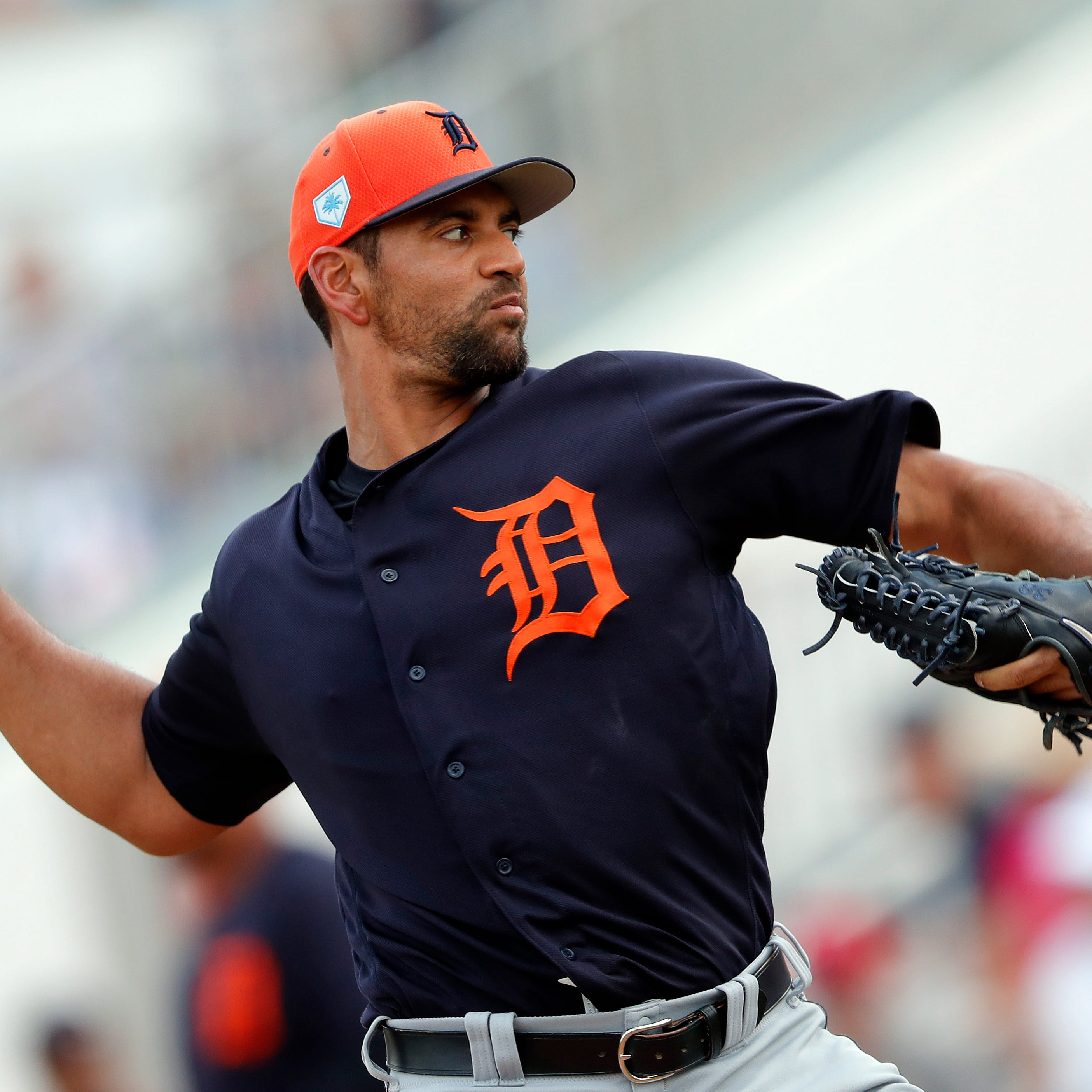 Detroit Tigers lineup vs. Atlanta Braves in spring: RF Castellanos hits 2nd