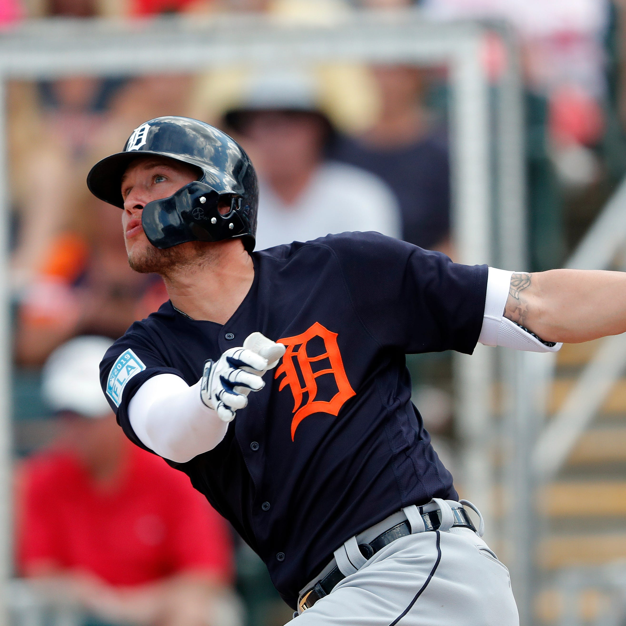 Tigers' Lloyd McClendon starting to see progress from JaCoby Jones, Jake Rogers