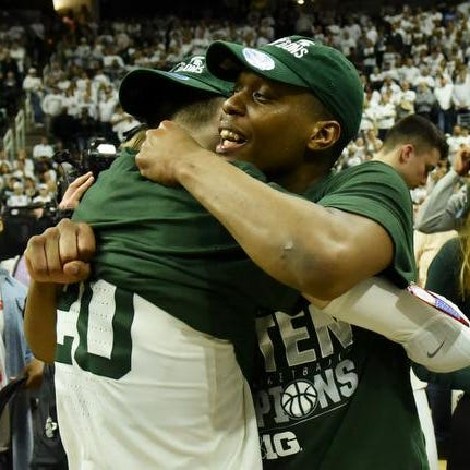 'Rare air': MSU's Cassius Winston carving out place among program's best-ever