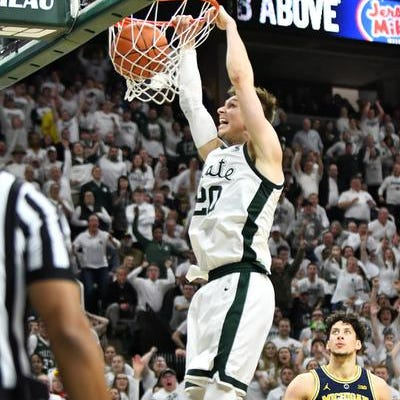 Spartans don't let injuries derail Big Ten title run