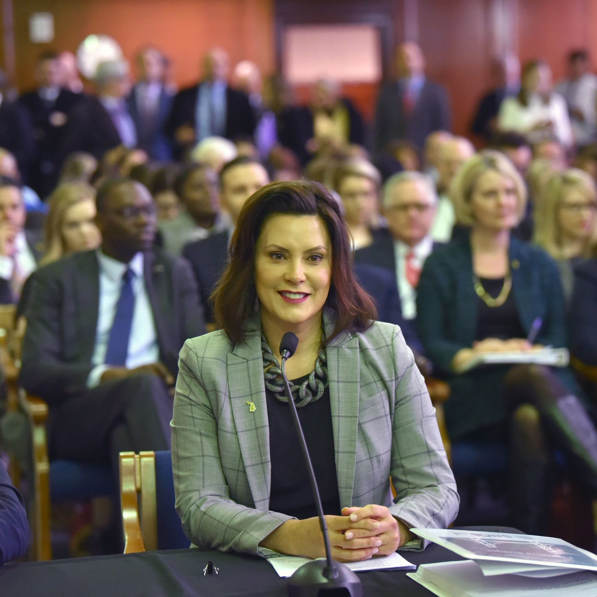 Opinion: Whitmer's budget benefits workers