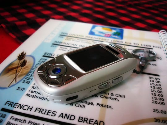 Shelf Genie has compiled a list of 30 things to toss in 30 days. On the list: old cell phone and takeout menus.