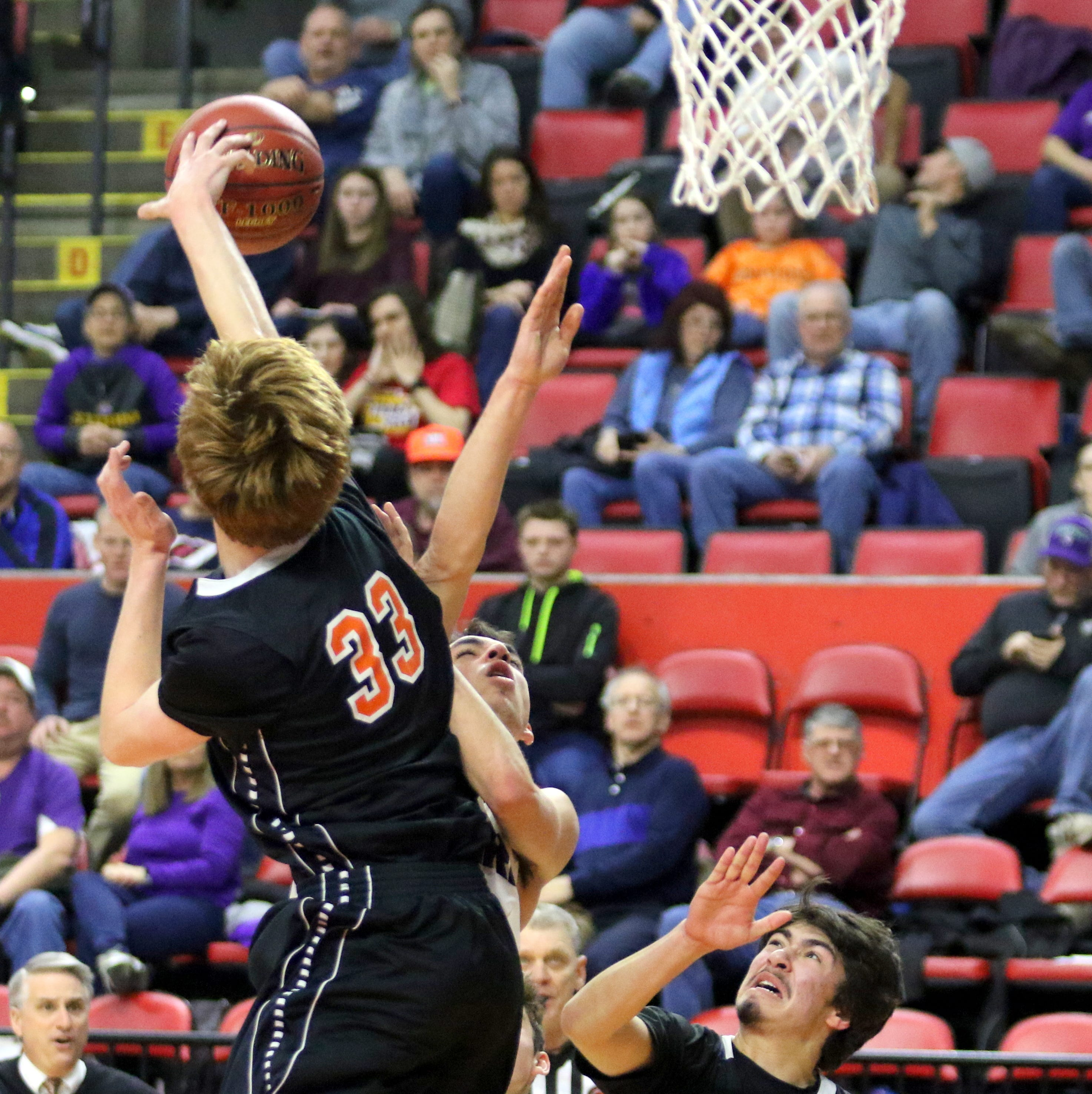 Shooting woes derail Unadilla Valley boys against Cooperstown in state quarterfinal