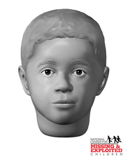 Unknown Doe 1989 was a child found in a suitcase along Barren River Lake in Glasgow, Kentucky.