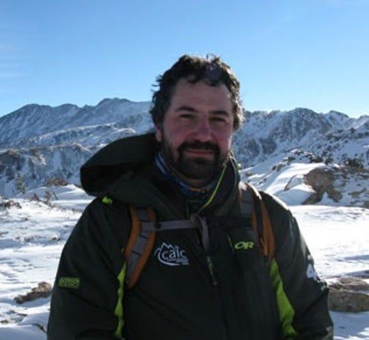 Ethan Greene, director of the Colorado Avalanche Information Center.