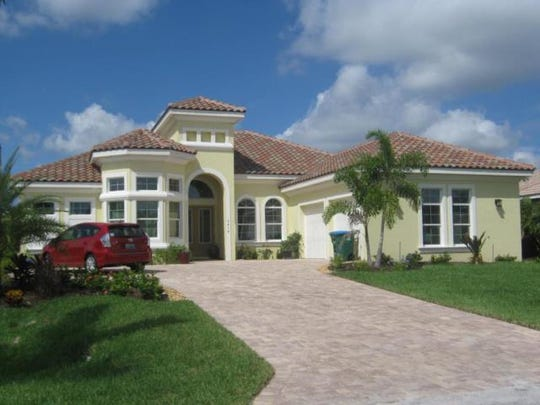 This home at 5416 SW 22nd Place, Cape Coral, recently sold for $599,000.