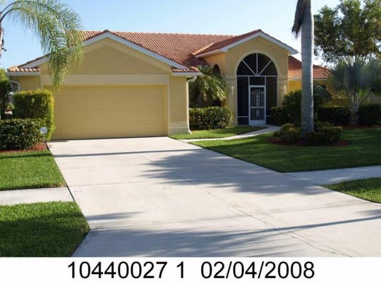 This home at 1057 SW 57th St., Cape Coral, recently sold for $595,000.