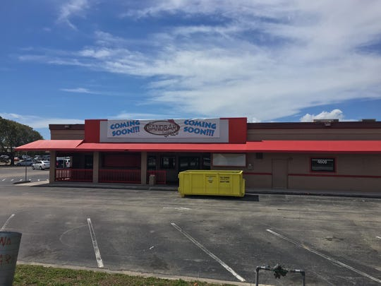 The Sandbar & Grille hopes to open by early summer 2019 in the former WingHouse space in Fort Myers.