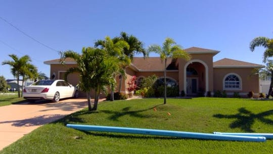 This house at 111 NW 33rd Ave ., Cape Coral, recently sold for $477,250.