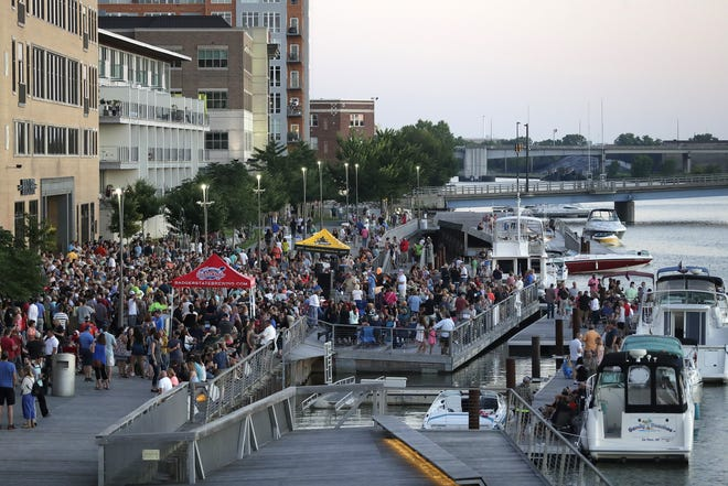 CityDeck is a popular summer destination for Fridays on the Fox. This summer, the party spot along the Fox River will host a new event called Rock the Dock Green Bay on July 13.