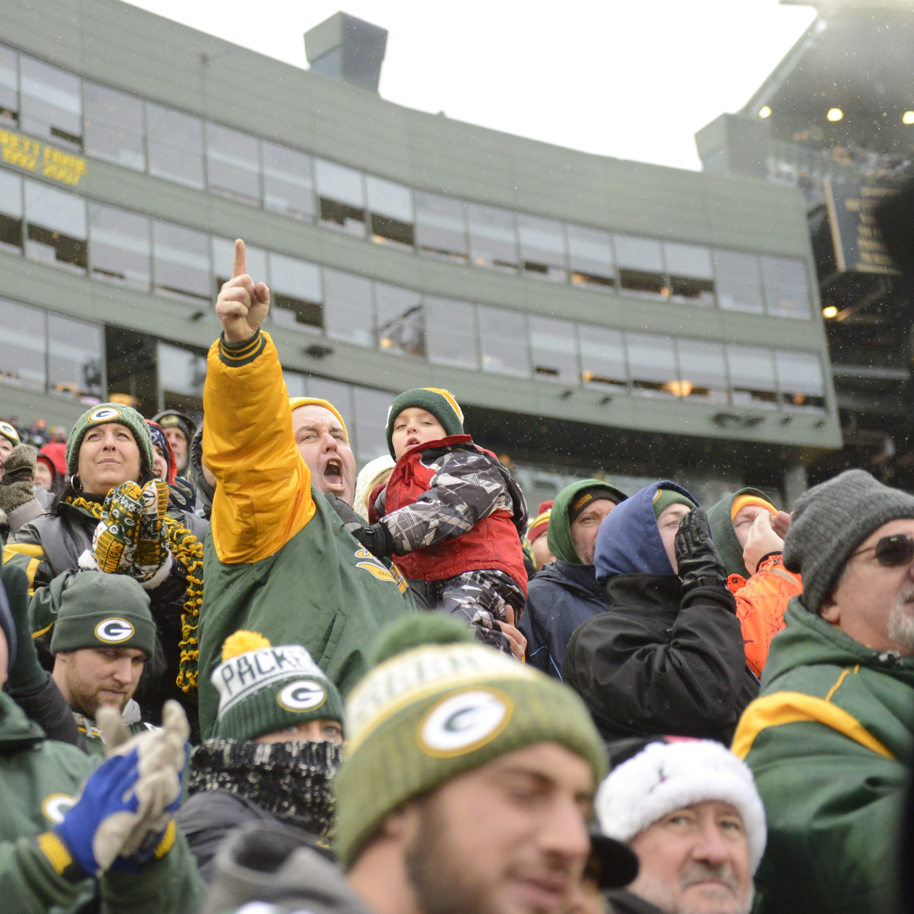 Packers fans' reactions to ticket price increases come from every direction