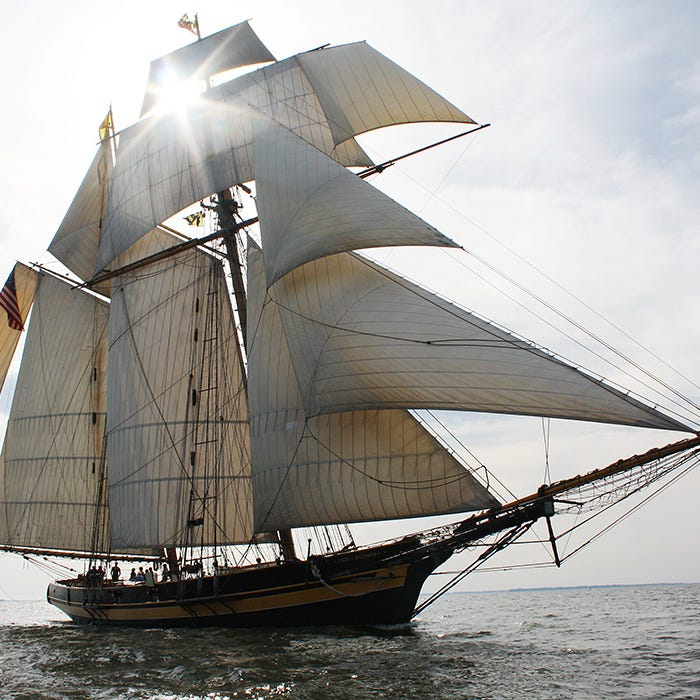 More historic ships added to Tall Ships festival lineup in Green Bay this summer