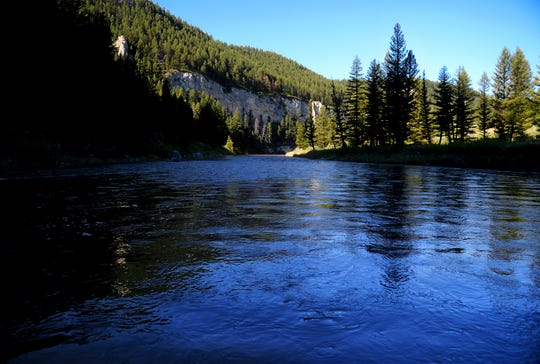 Smith River between Ridge Top campground and Givens campground. Applications to float the river must be submitted by Feb. 13 to Montana Fish, Wildlife and Parks.