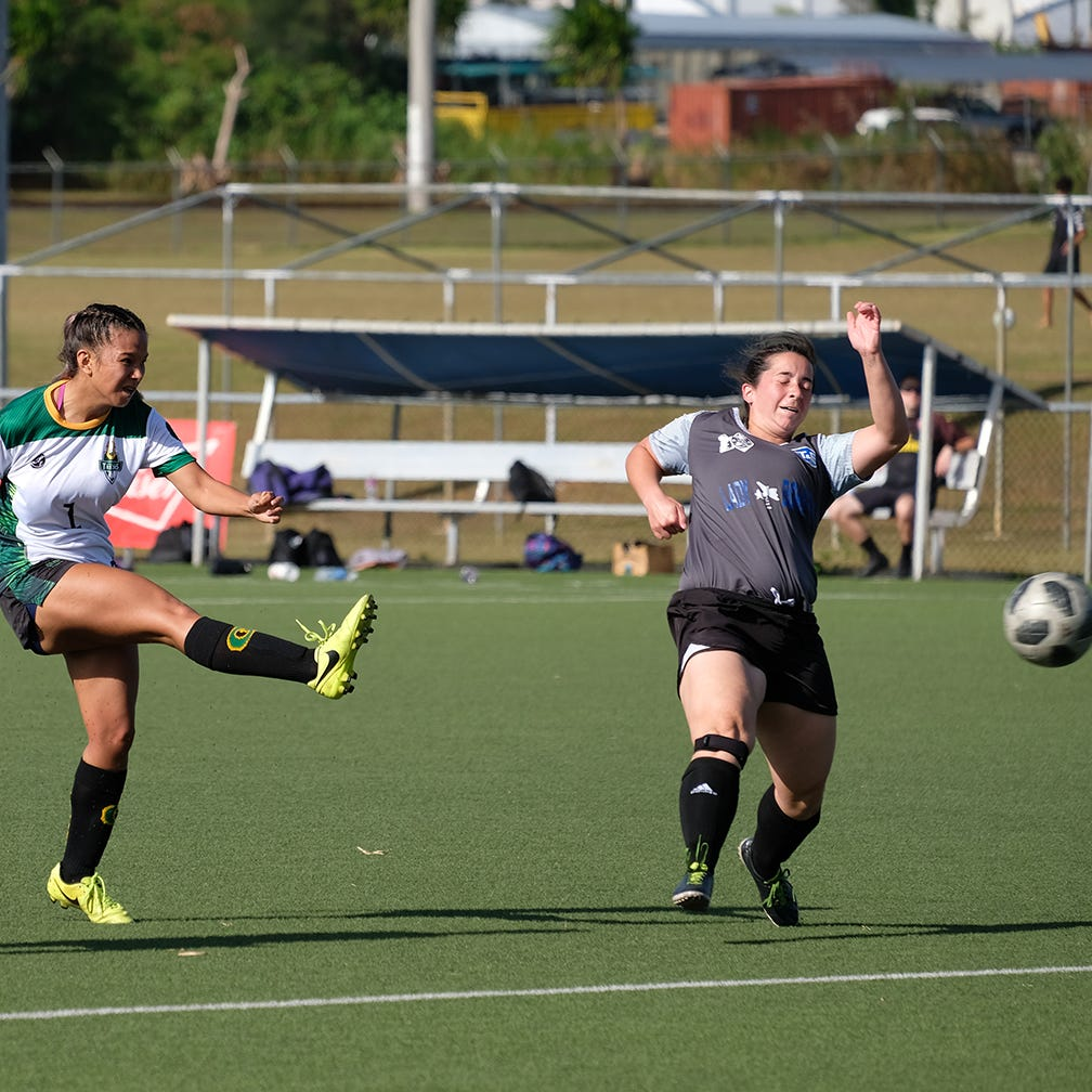 UOG Lady Tritons defeat Lady Bombers in soccer