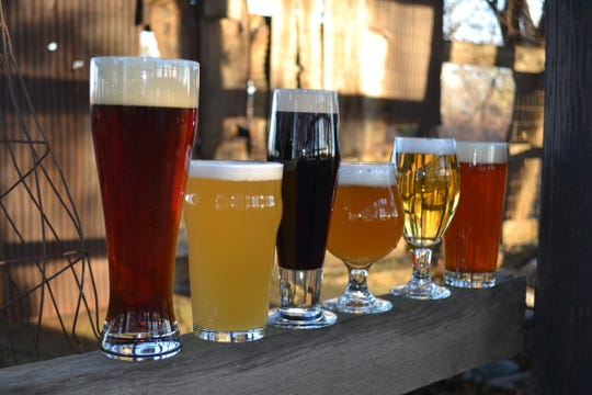 Fork + Ale, a restaurant and brewery will open April 25 in Carmel's Midtown Development. The brewery's signature brews include the Beehive Blonde, a Brown Ale, a Hopping Hound IPA and a Wicked 7 Wheat.