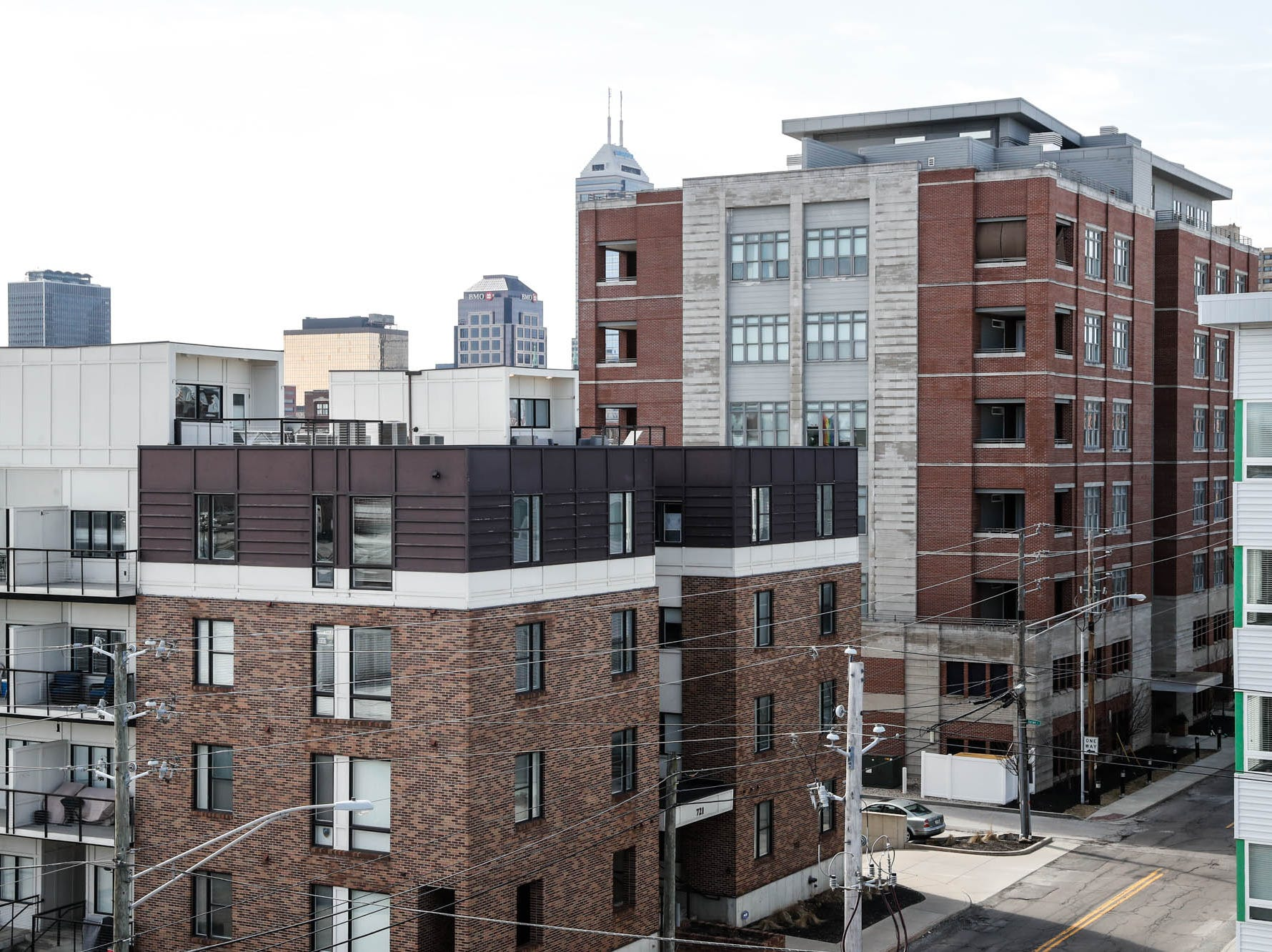 "The ""Naptown Rooftop Penthouse,"" located inside the Blumlux Diamond Building, 740 E. North Street, Indianapolis Ind., is available for short term Airbnb rental, Monday, March 11, 2019. For more info: www.rentalpreneur.com, Hostsofindy.com, 317-797-2525."