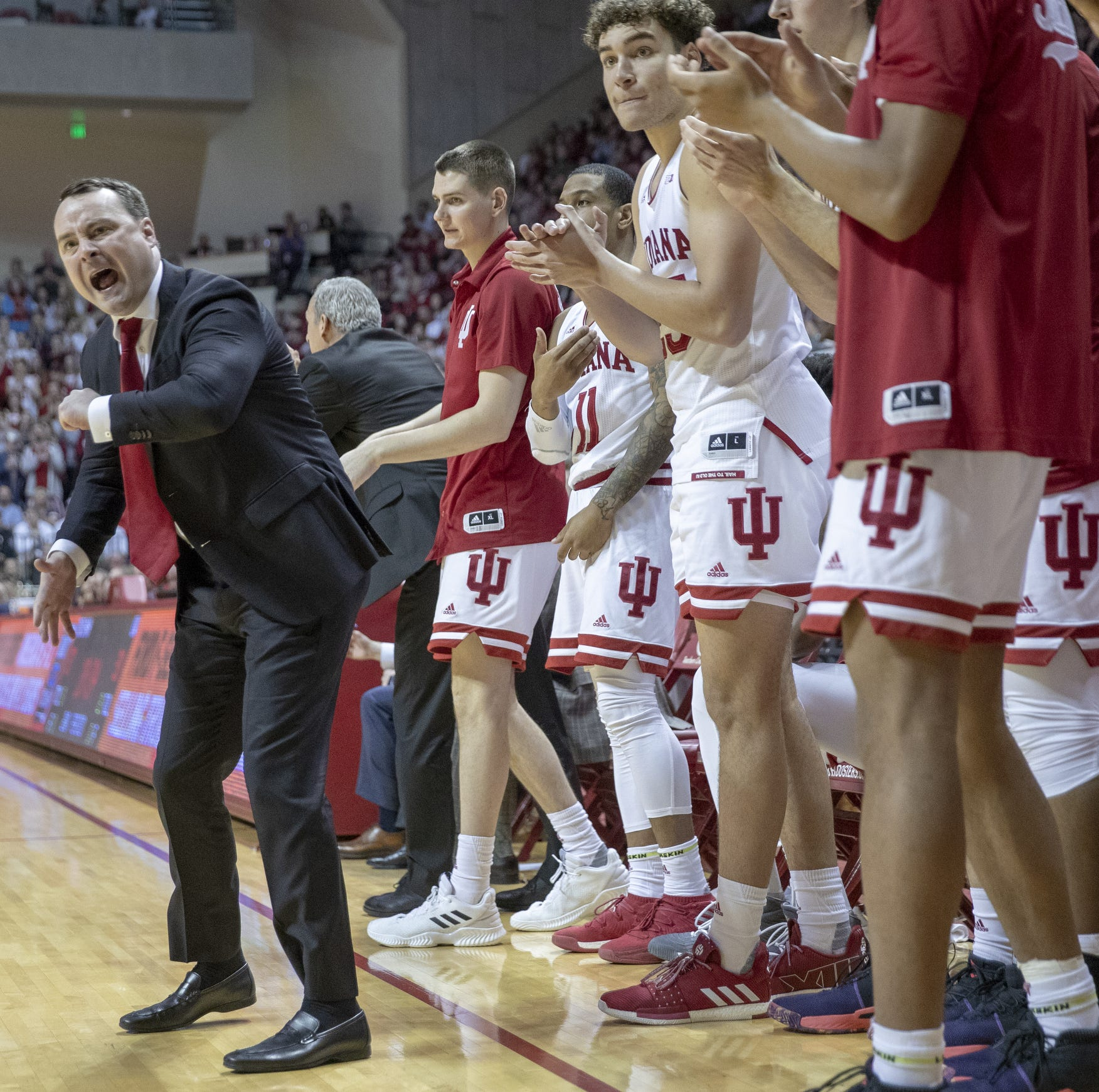 IU's case for NCAA tournament at-large bid is one of the most unusual in the country