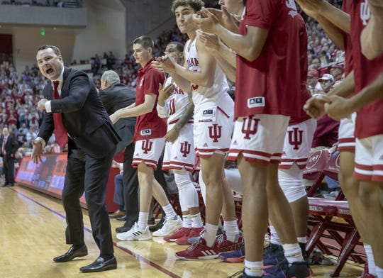 Winners of four in a row, can Archie Miller's Hoosiers sneak into the NCAA tournament.