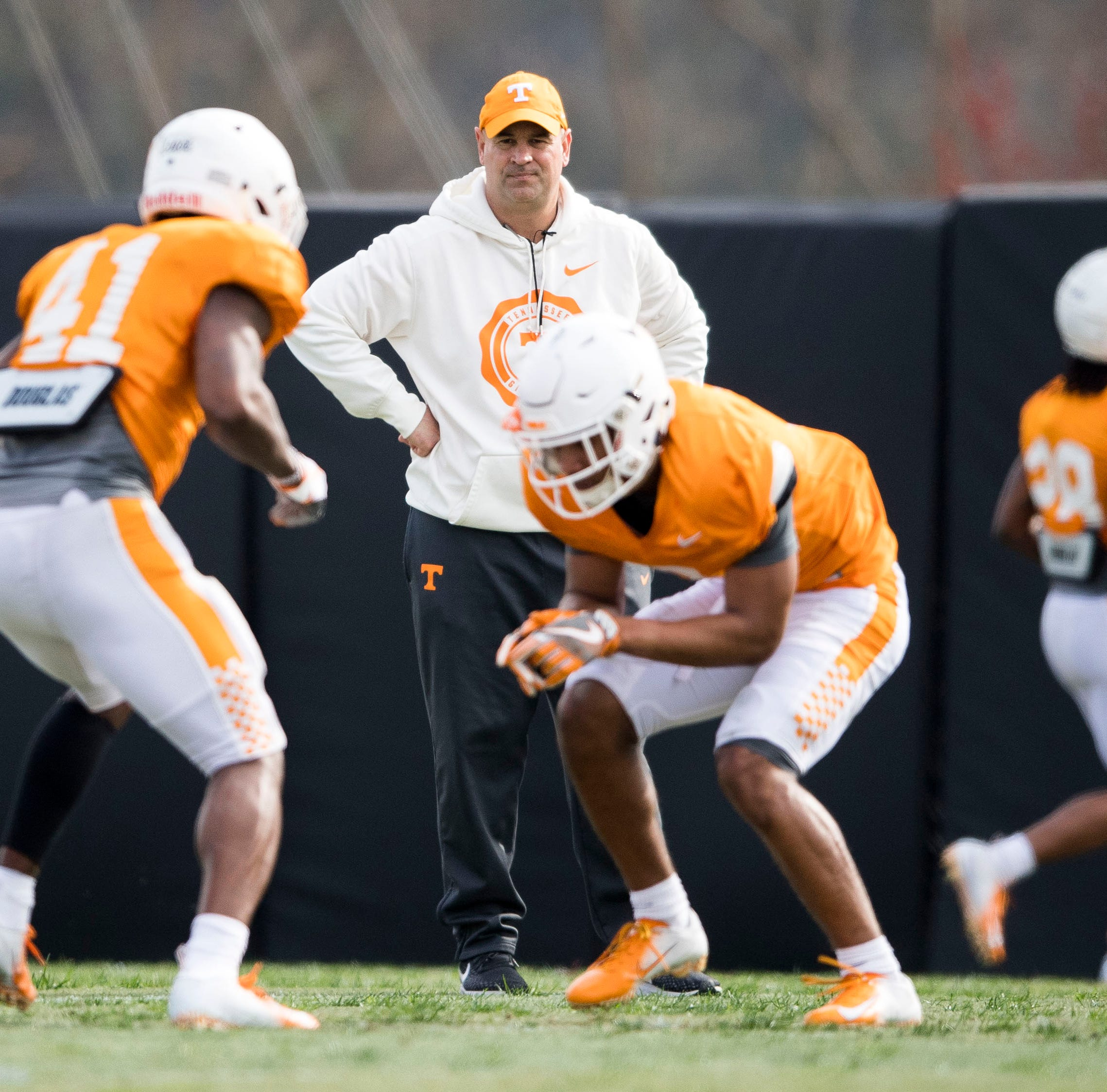 5 things Jeremy Pruitt likes through 5 Tennessee football practices