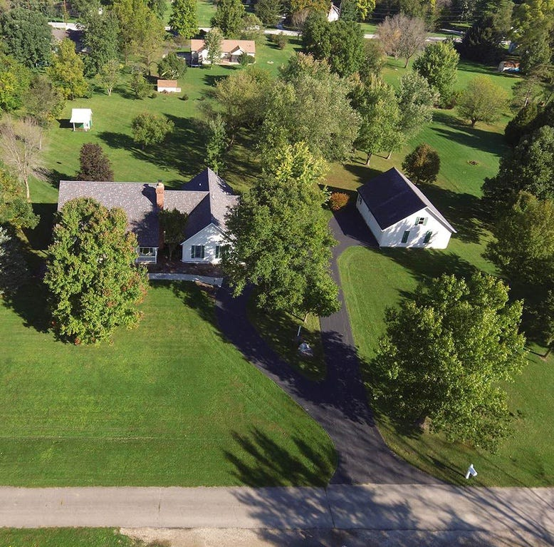 Virtual Tour: Country charm home on the east side sprawled over two acres