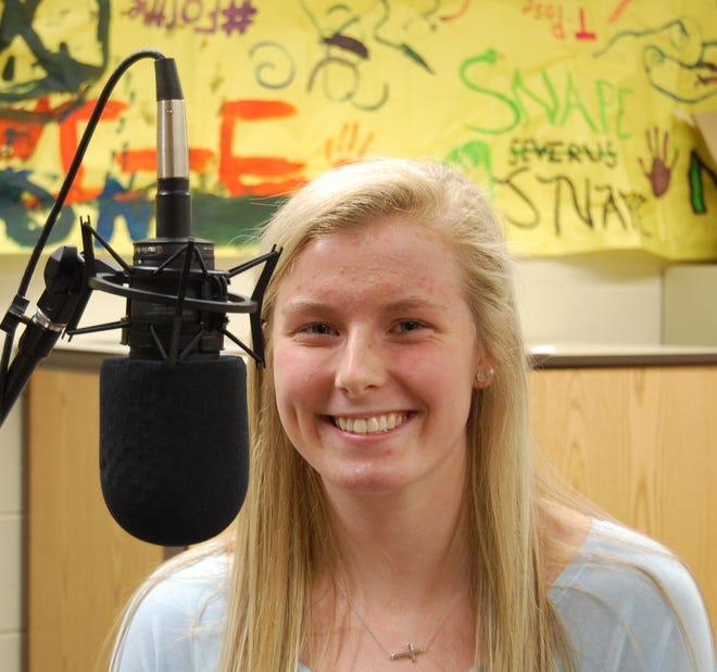 Emma Fisher, Benton Central High School