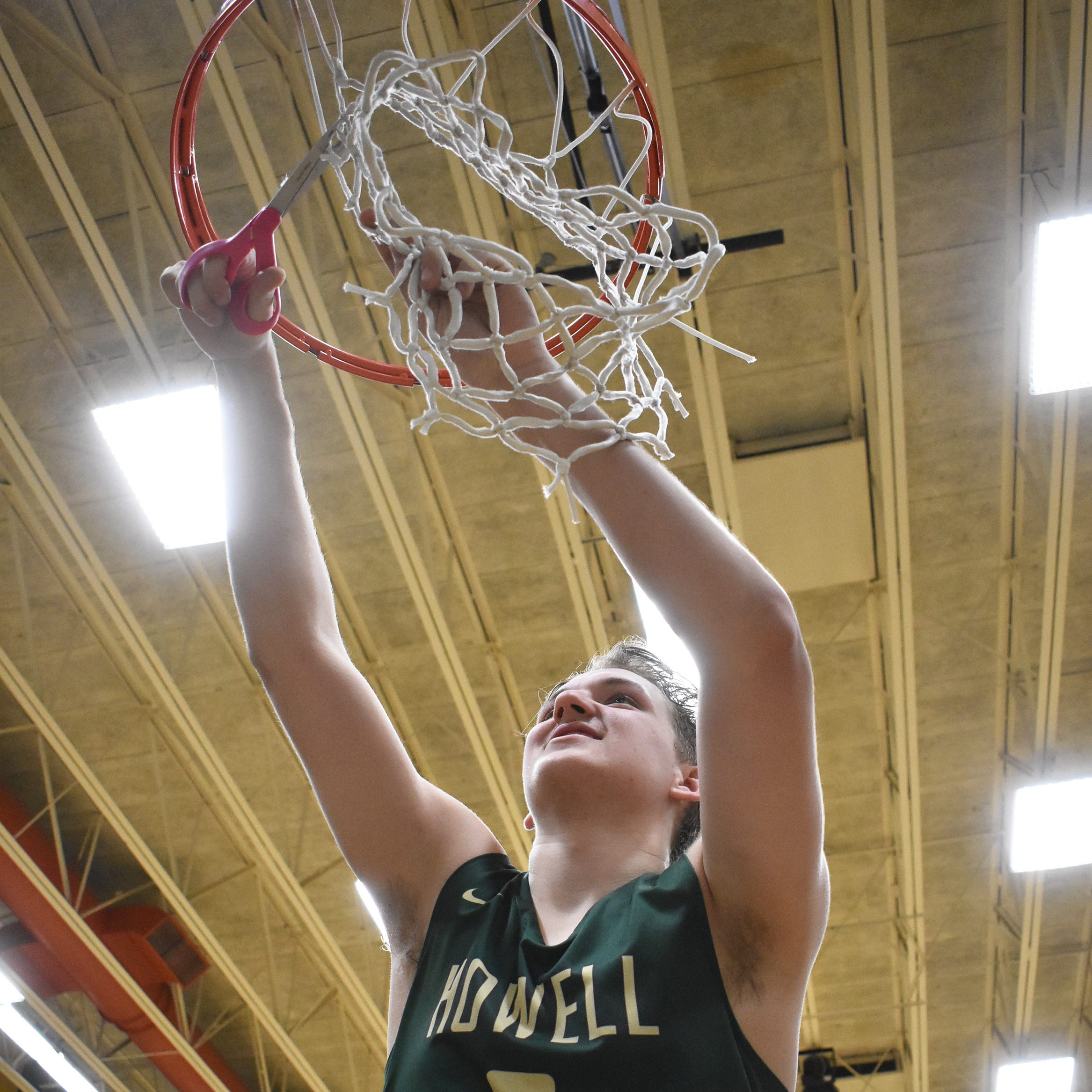 Howell 'not satisfied yet' heading into basketball quarterfinal