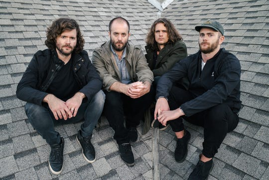 Kongos perform at Watefront Jam Wednesday, May 1, 2019 at 9 p.m. Part of  Kentucky Derby Festival's Kroger's Fest-a-Vlile.