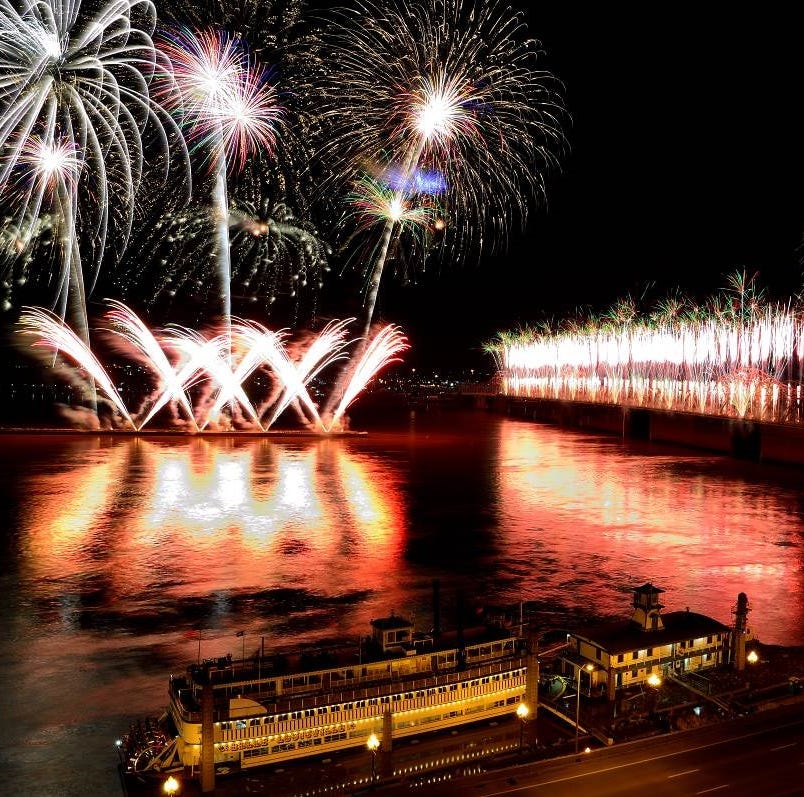 How to watch the fireworks, airshow at Thunder Over Louisville from home