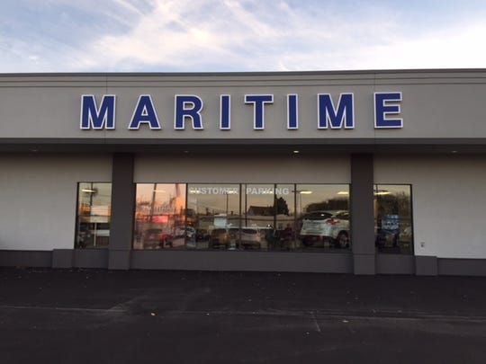 Maritime Ford's FAST PASS option allows buyers to research and purchase a car from the comfort of home.