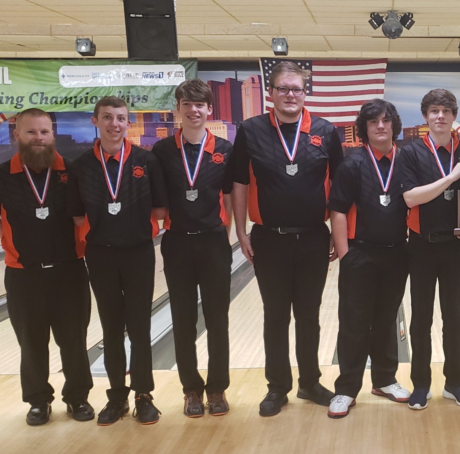 Bowling 'em over: Ashland state runner-up in just team's third year