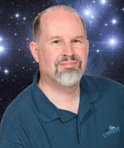 MidSouthCon Author Guest of Honor Timothy Zahn.