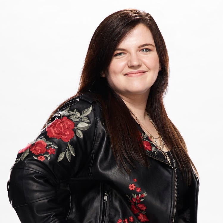 Lakeland's Savannah Brister loses on 'The Voice' battle rounds, but joins 'Comeback Stage'